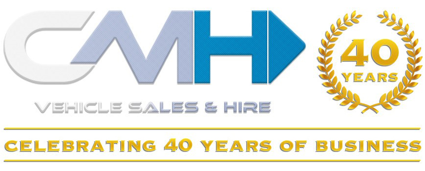 CMH Vehicle Sales & Hire Celebrating 40 Years